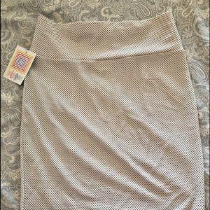 Lularoe NWT size small Cassie skirt